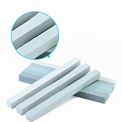 Piece Sharpening Stone Set -Whetstone Stone Set Chisel Sharpening Stone Kit for Wood Carving Tool-Pack of 3 (Chisel Sharpening Stone)