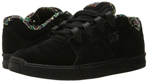 DC Shoes Men's Maddo Sneakers Low Top Shoes Black Camo (BLO) 9.5