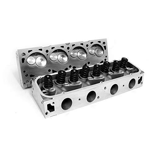 Speedmaster PCE281.2077 Ford 429 460 275cc 95cc Hydr-R Complete Aluminum Cylinder Heads Cylinder Heads