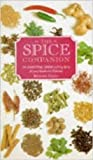 The Spice Companion, Richard Craze and People's Medical Society Staff, 1882606353