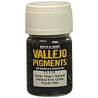 Pigmento de óxido de hierro natural Vallejo, 30 ml
