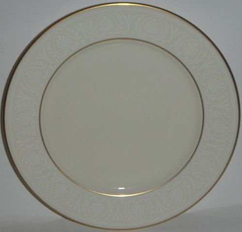 Lenox Courtyard Gold Bread & Butter (Lenox Courtyard Gold Ivory China)