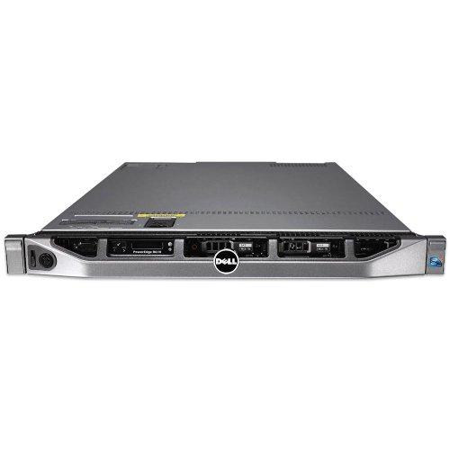 DELL PowerEdge R610–2x X5560 2.80GHz Quad Core - 6x 300GB SAS 48GB RAM 2PSU