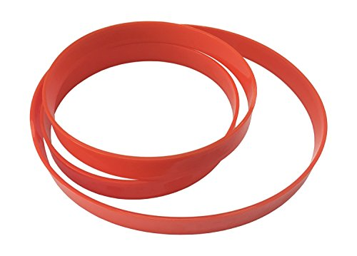3 Urethane Band Saw Tires for 16