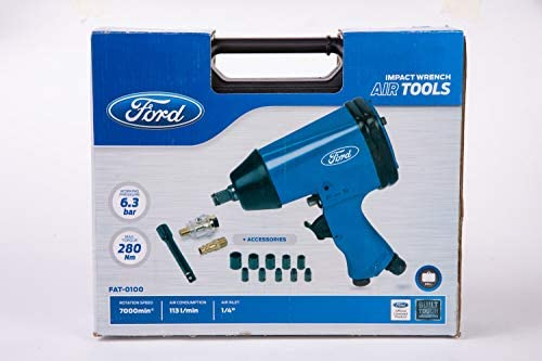 100% Authentique Ford Tools FAT-0100 Clé à chocs 240 V  eULqd