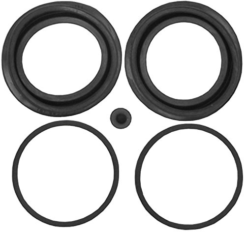 Brake Caliper Seal (ACDelco 18G194 Professional Front Disc Brake Caliper Boot and Seal Kit with Boots, Seals, and Cover)