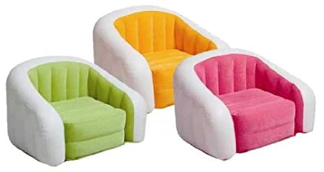 newlupex import Sillón Hinchable Happy Hour Intex: Amazon.es ...