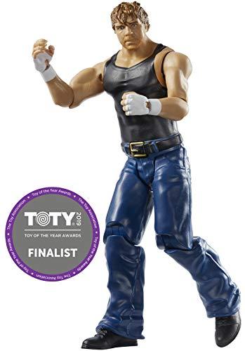 WWE Sound Slammers Dean Ambrose Figure