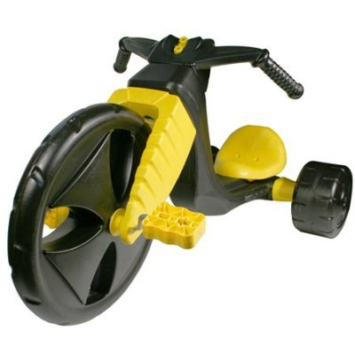 The Original Big Wheel ''KNIGHT CYCLE'' 16'' Trike Limited Edition Ride-on