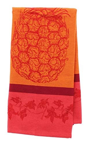 - Mierco European Woven Jacquard Tea Towel (Pineapple)