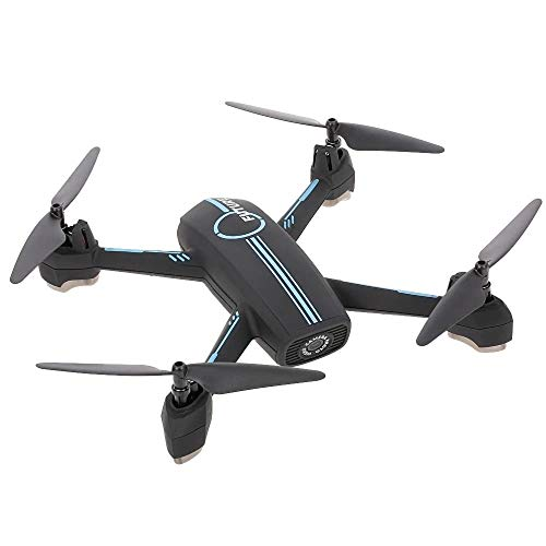 GPS RC Drone,Outdoor Remote Control RC Helicopter Flying Toys,Racing Propel Helicopters JXD 528 2.4GHz Full HD 720P Camera WIFI FPV GPS Quadcopter RC Drone Aircraft Quadcopter Toy for Adults (black)