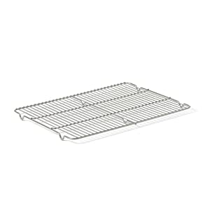 Best Epic Trends 41hRHNotoEL._SS300_ Calphalon Nonstick Bakeware, Cooling Rack, 12-inch by 17-inch