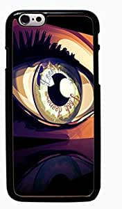 Beautiful Eye Hard Case for Apple iPhone 6 6G 4.7 ( Sugar Skull )