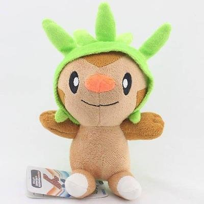 Anna Costume Target (TONGROU Chespin Plush Soft Toy Stuffed Animal Doll Teddy Cuddly Figure 8