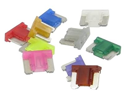 1-40 AMP APS ATT Slim Low Profile Mini Blade Fuse 5A Car Truck Boat Marine RV LOT
