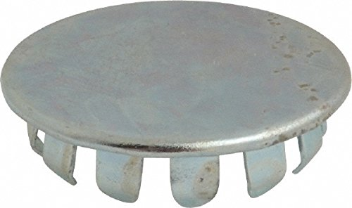 72053713 Made in USA - 7/8 Hole Size, Zinc Plated Spring Steel, Finishing Plug