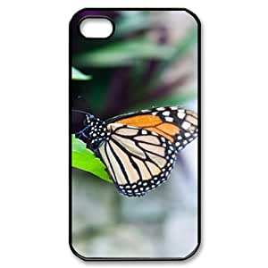 Butterfly New Fashion Case for Iphone 4,4S, Popular Butterfly Case