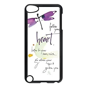 Clzpg Cheap Ipod Touch 5 Case - Dragonfly case cover