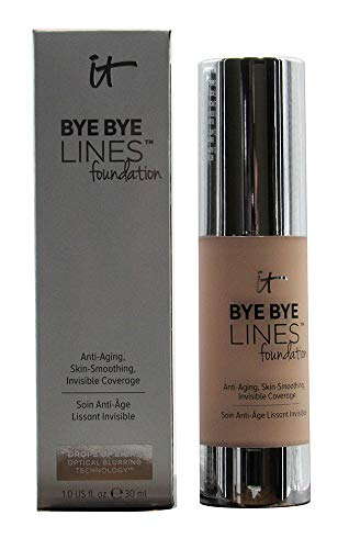 It Cosmetics Bye Bye Lines Foundation 1.0 fl. oz. (Medium Tan)