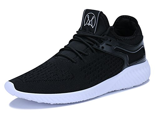 Wonesion Lightweight Sneakers for Mens Breathable Tennis Athletic Fitness Walking Shoes – DiZiSports Store