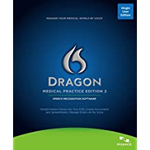 DRAGON MEDICAL PRACTICE ED 2 NO MNT