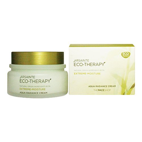 THE-FACE-SHOP-ARSAINTE-Eco-Therapy-Extreme-moisture-Aqua-Radiance-Cream-80ml-KOREA-cosmetic
