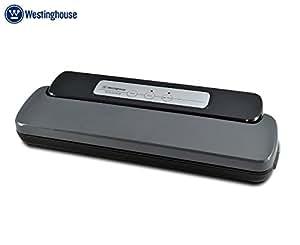 Westinghouse Vacuum Food/Meat Saver/Sealer/Seal/Machine/Kitchen Tool Black/Grey