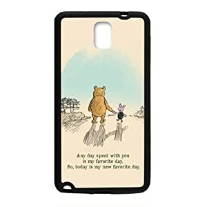 Artistic bear and rabbit Cell Phone Case for Samsung Galaxy Note3