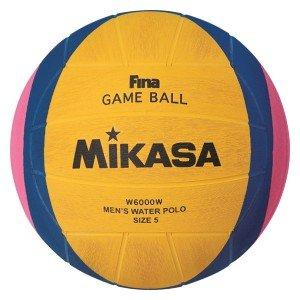Pallone Mikasa originale Fina, taglia 5, palla da pallanuoto, W6000W