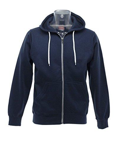 FDM - Sudadera con capucha - para mujer azul marino