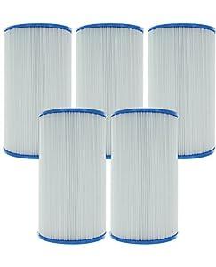 5 Guardian Pool Spa Filter Replaces Watkins Hot Springs C6430 Unicel C-6430 PLEATCO PWK30 FC-3915