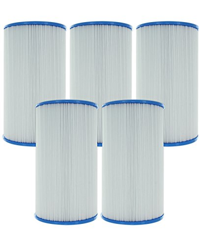 5 Guardian Pool Spa Filter Replaces Watkins Hot Springs C6430 Unicel C-6430 PLEATCO PWK30 FC-3915
