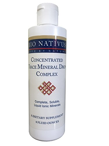 Nativus Concentrated Ionic Mineral Complex