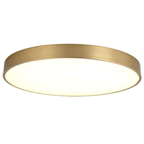 Main Bedroom Modern Minimalist Lamp Thin Circular Ceiling Lamps Led Lighting Lamp Acrylic Study Room For Fast Shipping Lights & Lighting