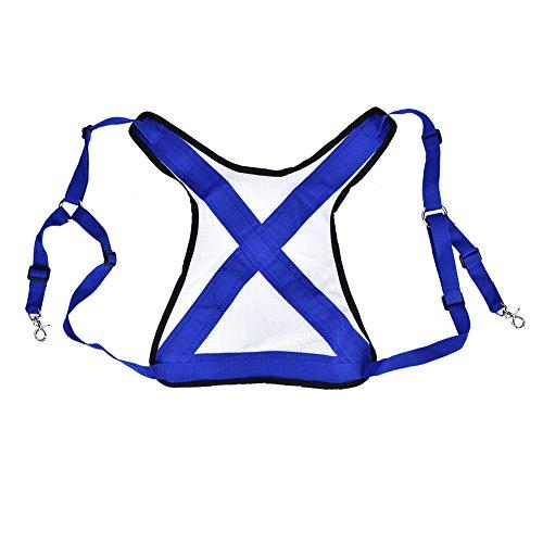 VGEBY Fishing Shoulder Harness, Preventing Sprains Shoulder Instability Fishing Harness Fighting Belt (Fighting Harness Fishing)