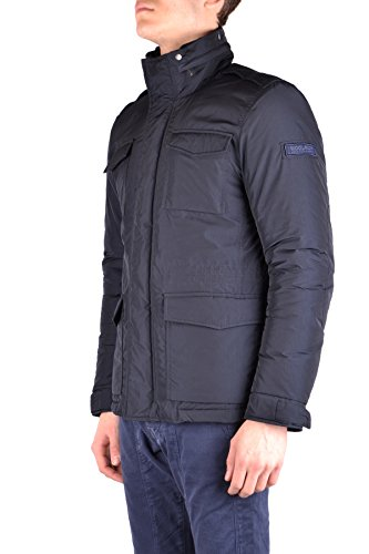 Giacca Uomo Blu Mcbi314082o Woolrich Outerwear Poliestere qHzxdYEw
