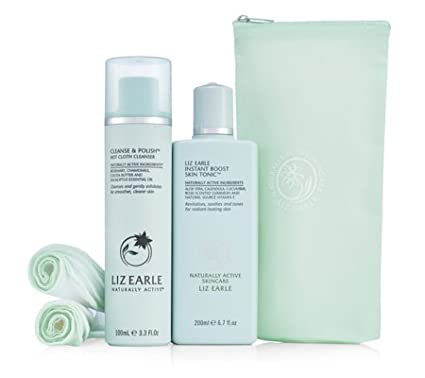 Liz Earle Cleanse & Polish e Instant Boost Skin Tonic set