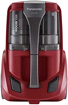 Panasonic, Bagless Vacuum Cleaner, MC-CL563R747