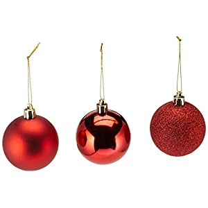 KI Store Artificial Christmas Tree with Decoration Ornaments 1