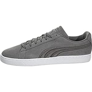 PUMA Men's Classic Badge Fashion Sneaker