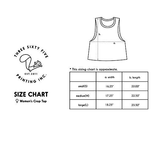 365 Printing -  Canotta  - Senza maniche  - Donna It's All Good Baby Small