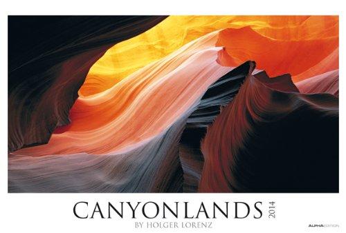 Canyonlands Bildkalender 2014