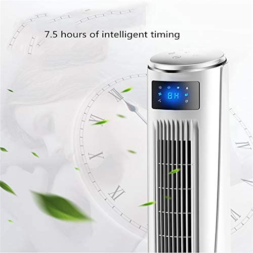 Oscillatingtower ventilator met afstandsbediening en Slaapstand 40W - 3 Snelheden en 7,5 uur gratis Timing Wind modes en Timer voor thuis en op kantoor G2BnDWY1