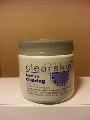 Avon Clearskin Blemish Clearing Acne Pads