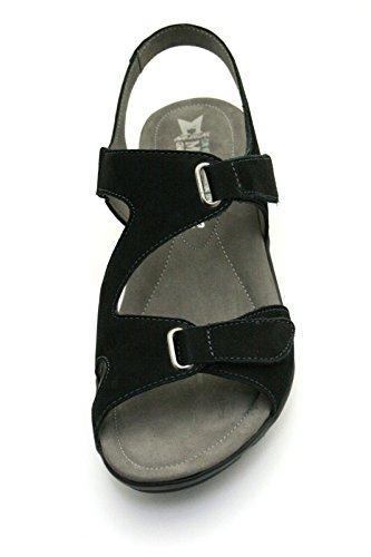 Mephisto Sandals Fashion Women's Mephisto Sandals Black Mephisto Women's Women's Black Fashion Fashion Sandals SXRrgnSwUq