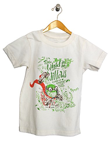 Penguin Kid Tee: Wind in The Willows (10Y) Organic: Size 10Y -