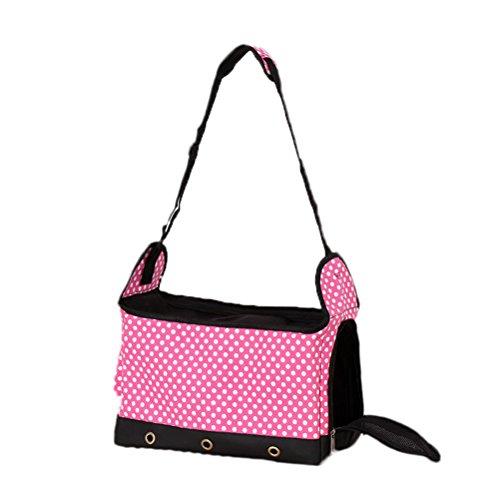 Uniquorn 2017 Pet Out Portable Messenger Bag Fashionable breathable shoulder bag foldable