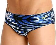 Speedo Mens Swimsuit Brief Prolt Printed Team Colors