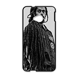 Happy Cool personality man Cell Phone Case for HTC One M7