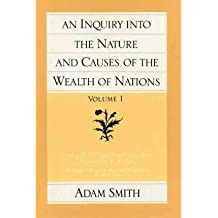 The Wealth of Nations: v. 1 & 2 (Glasgow Edition of the Works and Correspondence of Adam Smith) (Paperback) - Common